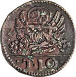 MONETAZIONE ANONIMA PER CANDIA  (1611-1619)  ...