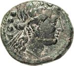 LUCANIA - PAESTUM -   (300-268 a.C.)  ...