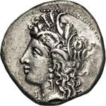LUCANIA - METAPONTUM -   (330-290 a.C.)  ...