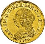 CARLO EMANUELE III - monetazione per la ...