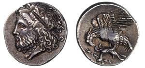 BRUTTIUM - LOKROI EPIZEPHYRIOI -  (400-350 ...