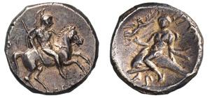 CALABRIA - TARENTUM -  (340-325 a.C.) ...