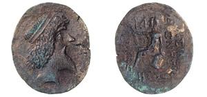 CARACENE - THIONESIOS I (25-24 a.C.) ...