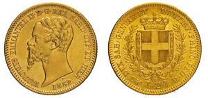 VITTORIO EMANUELE II, Re di Sardegna ...