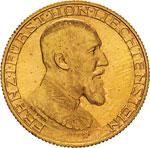 LIECHTENSTEIN - FRANZ I  (1929-1938)  20 ...