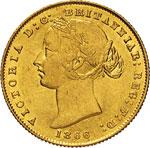 AUSTRALIA - VITTORIA  (1837-1901)  Sovereign ...