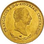 ITALIA - FRANCESCO I  (1815-1835)  Sovrana ...