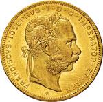 AUSTRIA - FRANCESCO GIUSEPPE I  (1848-1916)  ...