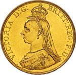 GRAN BRETAGNA - VITTORIA  (1837-1901)  5 ...