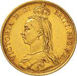 GRAN BRETAGNA - VITTORIA  (1837-1901)  2 ...