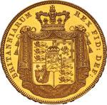 GRAN BRETAGNA - GIORGIO IV  ...
