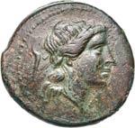 BRUTTIUM - LOCRI    (287-278 a.C. circa)  ...