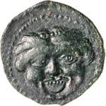SICILIA - CAMARINA    (413-405 a.C.)  Trias. ...