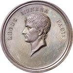 NAPOLEONE I  (1799-1815)  Med. 1802 per la ...