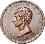 NAPOLEONE I  (1799-1815)  Med. (1800) A. ...