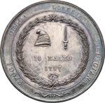 NAPOLEONE I  (1799-1815)  Med. 1797 per la ...