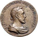 FRANCIA  ENRICO II  (1547-1559)  Med. s.d. ...