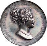 LUCCA  MARIA LUISA DI BORBONE  (1817-1824)  ...