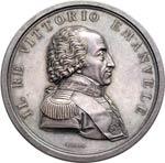 SAVOIA  VITTORIO EMANUELE I  (1802-1821)  ...
