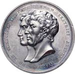 MODENA  FRANCESCO IV  (1814-1846)  Med. 1831 ...
