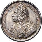 MONSELICE  NICOLO DUODO  (1657-1742)  Med. ...