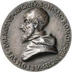 BOLOGNA  ALFONSO PALEOTTI  (1531-1610)  Med. ...