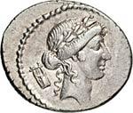 CLAUDIA - P. Clodius M.f. Turrinus  (41 ...