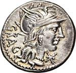 ANTESTIA - L. Antestius Gragulus  (136 ...