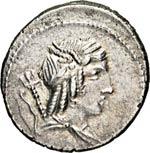 JULIA - L. Julius Bursio  (85 a.C.)  ...