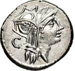 JUNIA - D. Junius Silanus L.f.  (91 ...