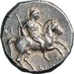 CALABRIA - TARANTO    (340-325 a.C.)  ...