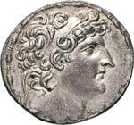 SYRIA  ANTIOCO VIII  (121-96 a.C.)  ...