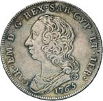 SAVOIA  CARLO EMANUELE III - secondo periodo ...