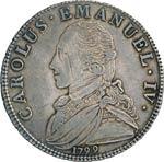 SAVOIA  CARLO EMANUELE IV  (1796-1800)  ...