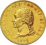 SAVOIA  VITTORIO EMANUELE I  (1802-1821)  80 ...