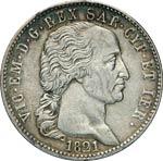 SAVOIA  VITTORIO EMANUELE I  (1802-1821)  5 ...