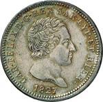 SAVOIA  CARLO FELICE  (1821-1831)  2 Lire ...