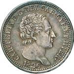 SAVOIA  CARLO FELICE  (1821-1831)  Lira 1826 ...
