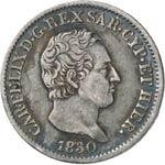 SAVOIA  CARLO FELICE  (1821-1831)  50 ...