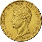 SAVOIA  CARLO ALBERTO  (1831-1849)  100 Lire ...