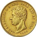 SAVOIA  CARLO ALBERTO  (1831-1849)  50 Lire ...