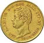 SAVOIA  CARLO ALBERTO  (1831-1849)  20 Lire ...