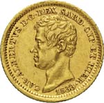 SAVOIA  CARLO ALBERTO  (1831-1849)  10 Lire ...