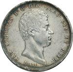 SAVOIA  CARLO ALBERTO  (1831-1849)  5 Lire ...