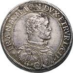 FIRENZE  FRANCESCO I DE MEDICI  (1574-1587) ...