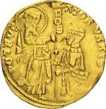 SENATO ROMANO  (XIV Secolo)  Ducato o ...
