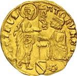 SENATO ROMANO  (XIV-XV Secolo)  Ducato o ...