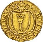 MARTINO V  (1417-1431)  Bolognino, Bologna.  ...