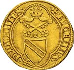 EUGENIO IV  (1431-1447)  Ducato papale, ...