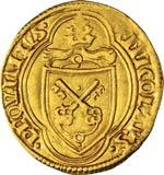 NICOLO V  (1447-1455)  Ducato papale, Roma. ...